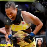 Аманда Нунес: «Мое чемпионство не прекратится после возвращения Ронды»
