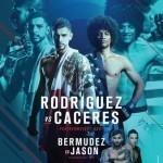 Прямая трансляция турнира UFC Fight Hight 92: Касерес vs. Родригес