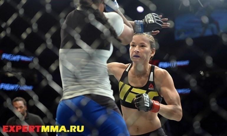 MMA: UFC Fight Night-Moroz vs Taylor