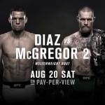 Ставки на бои UFC 202. Фавориты и андердоги