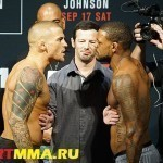 ВИДЕО БОЯ UFC UFC Fight Night 94: Майкл Джонсон vs. Дастин Порье (Dustin Poirier vs. Michael Johnson VIDEO UFC Fight Night 94)