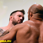 UFC Fight Night 93 – Райан Бэйдер нокаутировал Илира Латифи