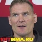 Барнетт: Думаю, что ожидания Мирко Филиповича от участия в Гран-при Rizin FF оправдаются