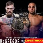 Вайдман дал прогноз на бой Макгрегор vs Альварез