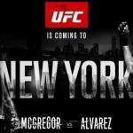 Основной кард UFC 205 продлится четыре часа