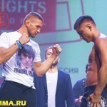 ВИДЕО БОЯ FIGHT NIGHTS GLOBAL 53: Владимир Минеев vs. Ясубей Эномото