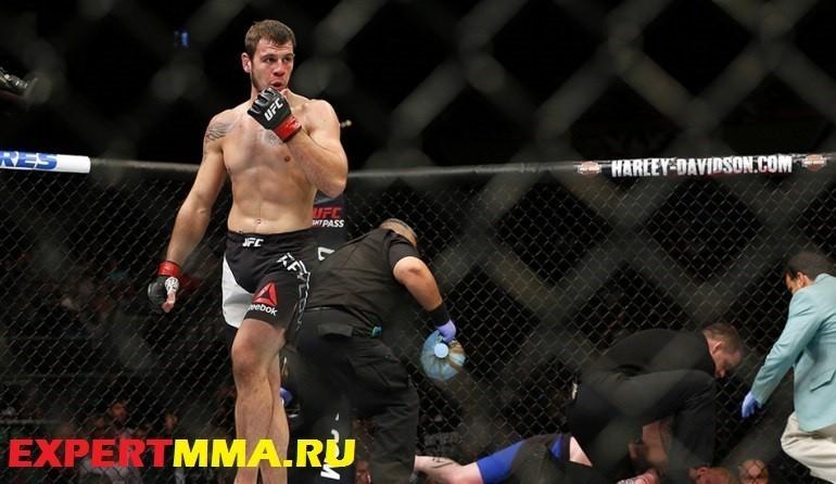 MMA: UFC 201- Krylov vs Herman
