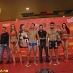 ВИДЕО БОЯ FIGHT NIGHTS GLOBAL 54: Расул Мирзаев vs. Леван Макашвили