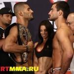 Bellator планируют третий бой между Корешковым и Лимой