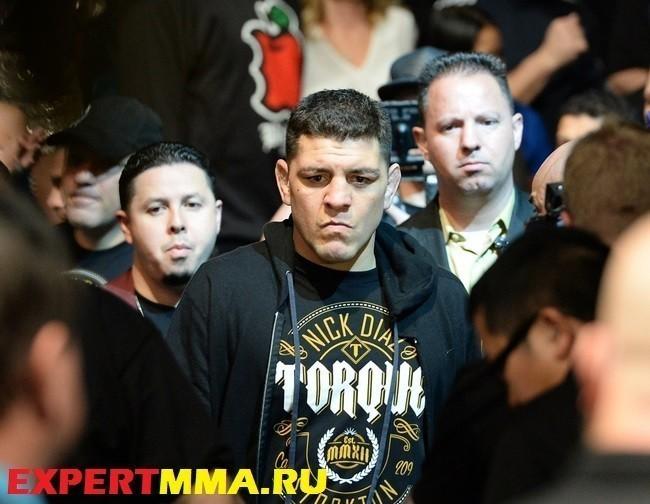 MMA: UFC 183-Silva vs Diaz