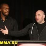 Комментарий UFC относительно годового отстранения Джона Джонса