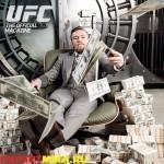 Конор Макгрегор приобрел Rolls-Royce, сделанный на заказ, специально для UFC 205