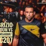Фабрисио Вердум не уверен, что сможет присутствовать на UFC 205 из-за проблем с Reebok, а также дает прогноз на поединок Альварес — Макгрегор