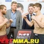 ВИДЕО БОЯ M-1 Challenge 73: Ли Моррисон vs. Мовсар Евлоев