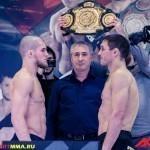 ВИДЕО БОЯ АСВ 50: Юсуф Раисов vs. Марат Балаев