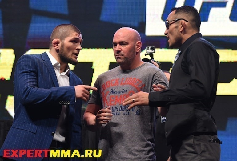 UFC Unstoppable Press Conference