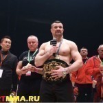 Мирко Филипович: Было бы хорошо провести прощальный бой
