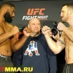 ВИДЕО БОЯ UFC Fight Night 104: Кертис Блэйдс vs. Адам Милстид (Curtis Blaydes vs. Adam Milstead video UFC Fight Night 104)