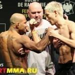 ВИДЕО БОЯ UFC 208: Уилсон Рейс vs. Улка Сасаки (Wilson Reis and Ulka Sasaki video UFC 208)