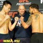ВИДЕО БОЯ UFC Fight Night 104: Деннис Бермудез vs. Чен Сон Джон (Chan Sung Jung vs. Dennis Bermudez video UFC Fight Night 104)