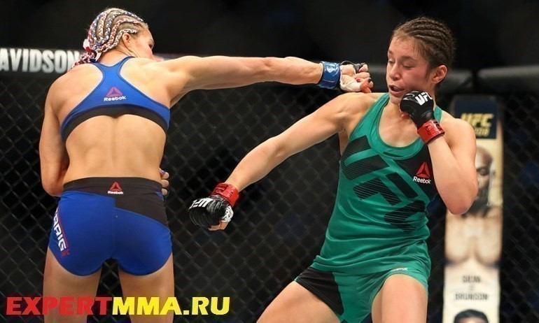 MMA: UFC Fight Night-Grasso vs Herrig