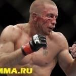 Жорж Сен-Пьер не очень доволен новым контрактом с UFC