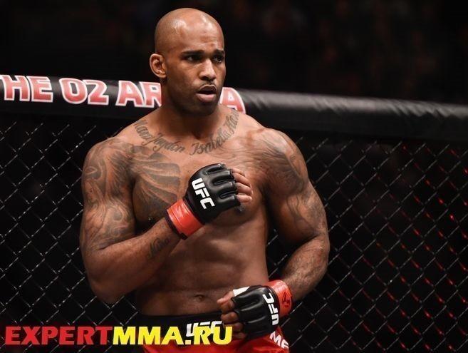 MMA: UFC Fight Night-Manuwa vs Anderson