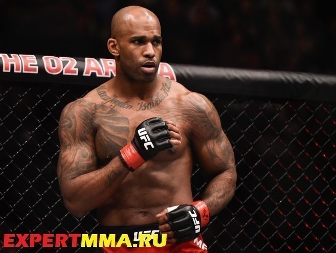 MMA: UFC Fight Night-Manuwa vs Anderson