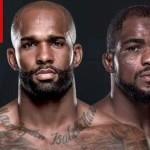 Результаты турнира UFC Fight Night 107: Андерсон vs. Манува