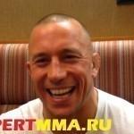 Джордж Сен-Пьер: Я приехал в Москву, чтобы помочь другу на ACB 57