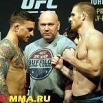 ВИДЕО БОЯ UFC 210: Грегор Гиллеспи vs. Эндрю Холбрук (Gregor Gillespie vs. Andrew Holbrook video UFC 210)