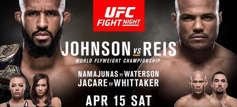 UFC-on-Fox-24