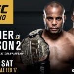 Прямая трансляция турнира UFC 210