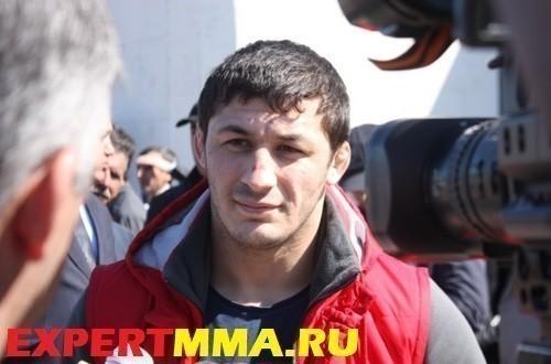Rashid-Magomedov