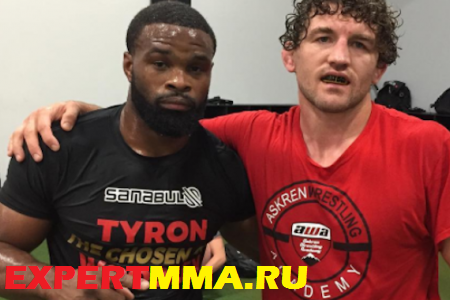 tyron-woodley-and-ben-askren
