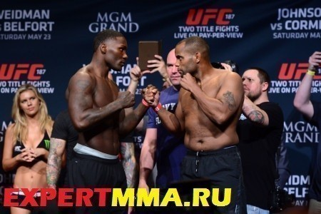 daniel-cormier-anthony-johnson-mma-ufc-187-johnson-vs-cormier-weigh-ins