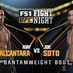 ВИДЕО БОЯ UFC Fight Nights 125: Юрий Алькантара vs. Джо Сото (Iuri Alcantara vs. Joe Soto)