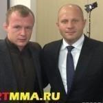 Александр Шлеменко: «Федору Емельяненко по силам выиграть Grand Prix Bellator»