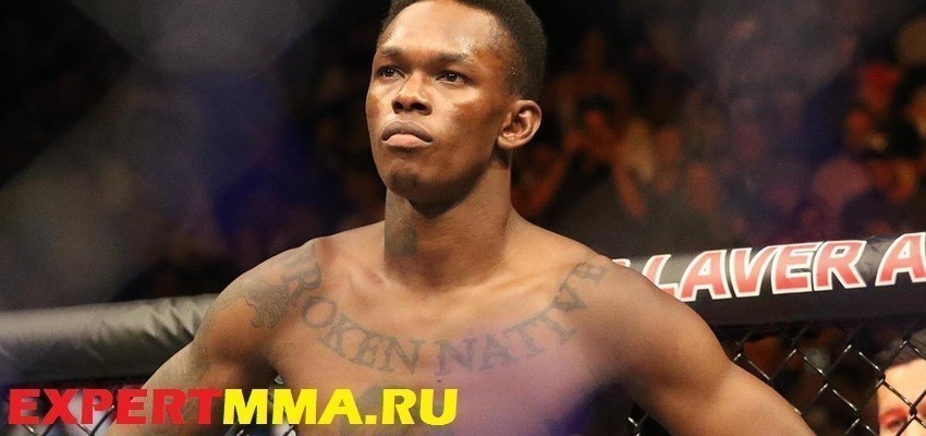 MMA: UFC 234-Adesanya vs Silva