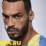 Бруно Силва выбывает из UFC Fight Night 154