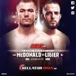 Прямая трансляция турнира Bellator 191: Майкл МакДональд vs. Питер Лиьер