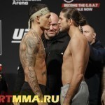 ВИДЕО БОЯ UFC 231: Макс Холлоуэй vs. Брайан Ортега (Max Holloway vs. Brian Ortega)