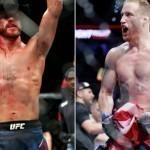 Главным поединком турнира UFC Fight Night 158 станет бой Серроне и Гэтжи