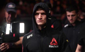 Непобежденный российский боец UFC Мовсар Евлоев узнал имя следующего соперника