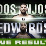 Результаты турнира UFC on ESPN 4: Дос Аньос - Эдвардс, Олейник - Харрис