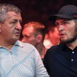 Отец Нурмагомедова доволен местом проведения боя с Порье