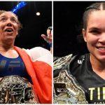 Аманда Нуньес проведет бой с Жермейн де Рандами на UFC 245