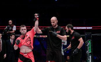 Олег Борисов после победы над Абдул-Рахманом Дудаевым хочет бой за титул