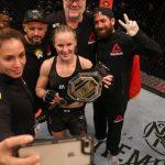 Зарплаты и бонусы участников турнира UFC Fight Night 156: Валентина Шевченко — Лиз Кармуш