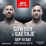 Видео боя Дональд Серроне — Джастин Гэтжи UFC Fight Night 158
